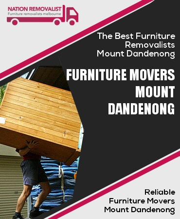 Furniture Movers Mount Dandenong