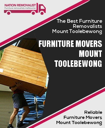 Furniture Movers Mount Toolebewong