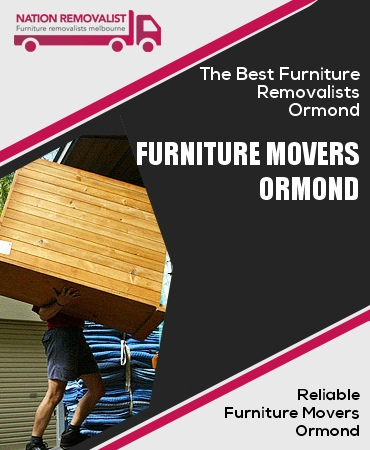 Furniture Movers Ormond
