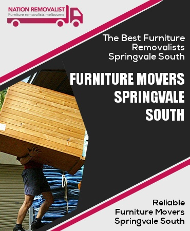 Furniture Movers Springvale South