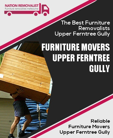 Furniture Movers Upper Ferntree Gully