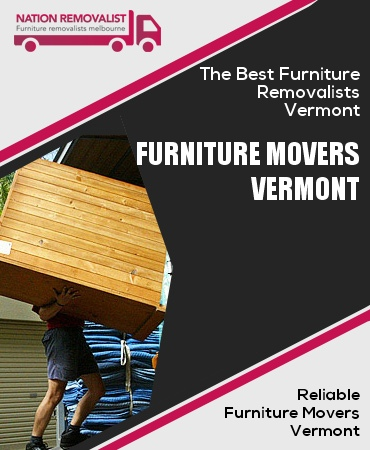 Furniture Movers Vermont