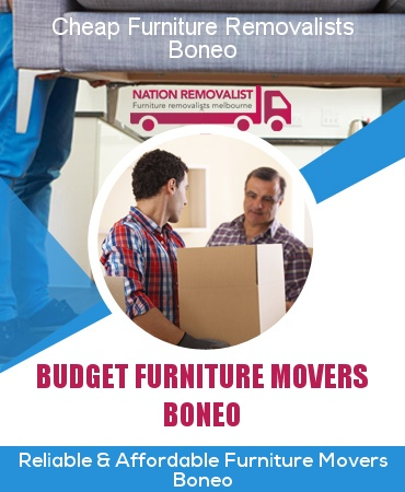 Cheap Furniture Removalists Boneo
