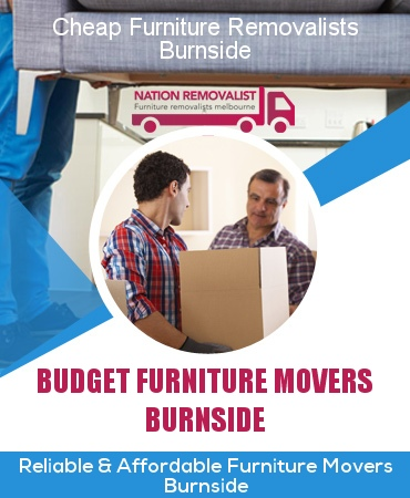 Cheap Furniture Removalists Burnside