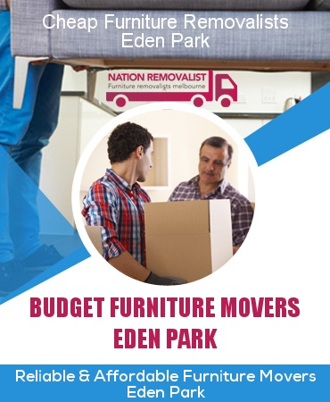 Cheap Furniture Removalists Eden Park