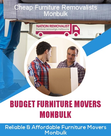 Cheap Furniture Removalists Monbulk