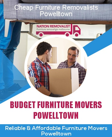 Cheap Furniture Removalists Powelltown