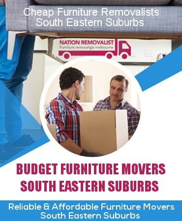 Cheap Furniture Removalists South Eastern Suburbs Melbourne