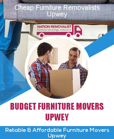 Cheap Furniture Removalists Upwey