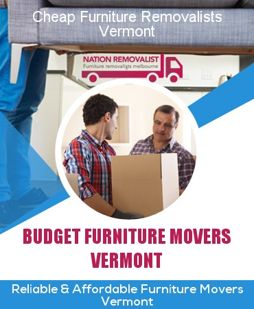 Cheap Furniture Removalists Vermont