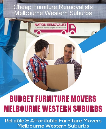 Cheap Furniture Removalists Western Suburbs Melbourne
